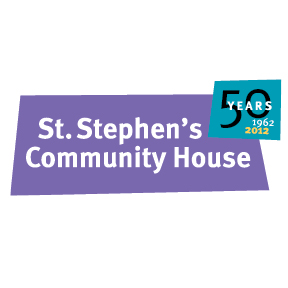 St. Stephen's Community House: 50 years - 1962 to 2012