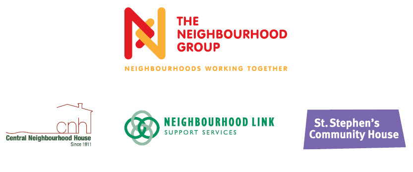 The Neighbourhodd Group: Central Neighbourhood House, Neighbourhood Link, St. Stephen's Community House